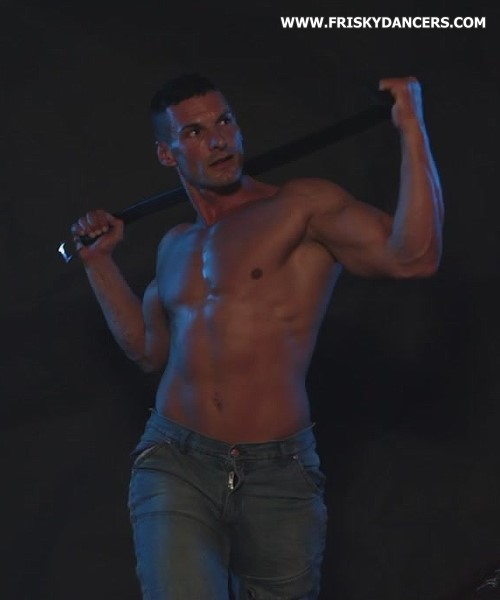 male stripper with big dick