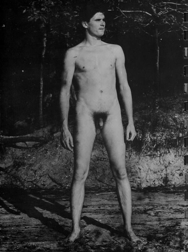sweet naked guy