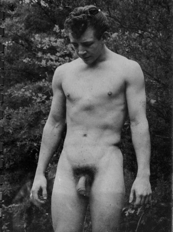 young male nudist